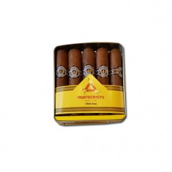 Montecristo Media Corona Metallic tin 5T