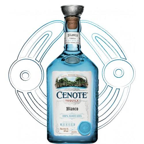 Cenote Blanco Tequila