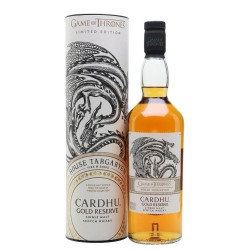 Cardhu Gold Reserve Limited Edition Game of Thrones