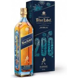 Johnnie Walker Blue Label Anniversary