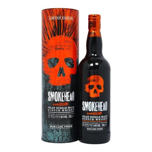 Smokehead Rum Rebel Limited Edition